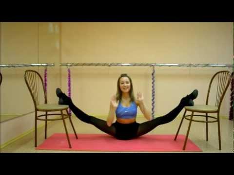Упражнения для гибкости спины - роскошное тело