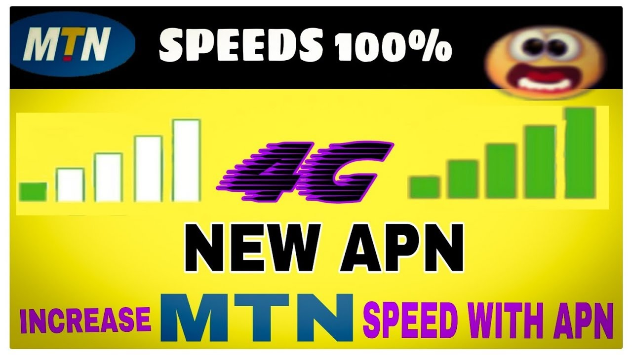 How to Enjoy Unlimited Free Browsing Speed - MTN New APN Settings 2019