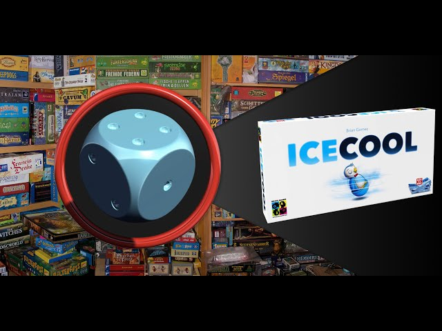 ICECOOL - Como Jogar