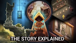 Very Little Nightmares - The Story Explained