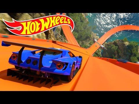 FORZA HORIZON 3 – FORD GT RACING o CLÁSSICO HOTWHEELS!!!