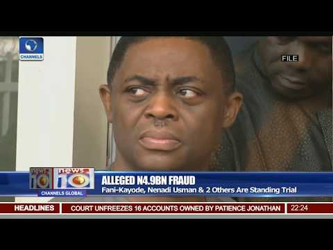 Court Admits Fani-Kayode's Statement Of Accounts In Evidence