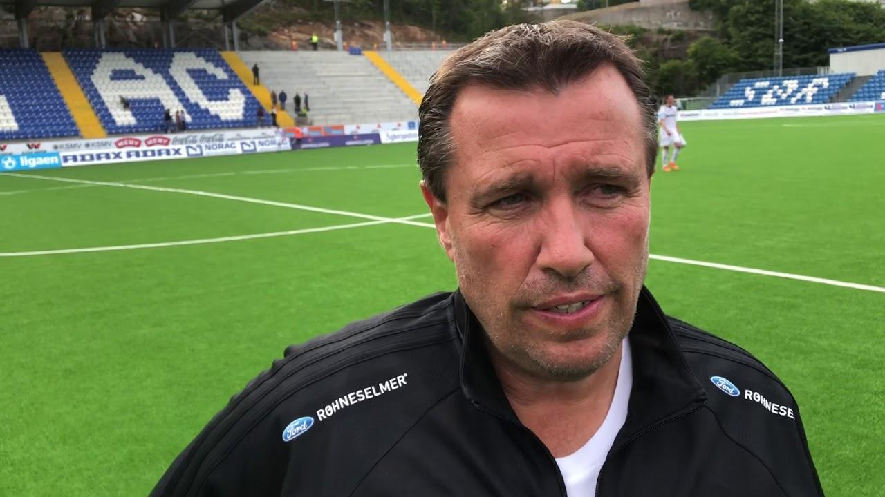 Tom Nordlie Skeid Trener Etter 1 0 Over Arendal Youtube