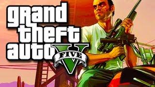 GTA 5 - Stunters vs Snipers! (GTA 5 Funny Moments!) #2