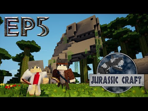 SE02 EP05 Jurassic Craft - Le Pterosaure.