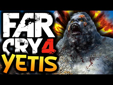 """Far Cry 4: Funny Moments - """"YETI HUNTERS!"""" - (w/ MessYourself)"""