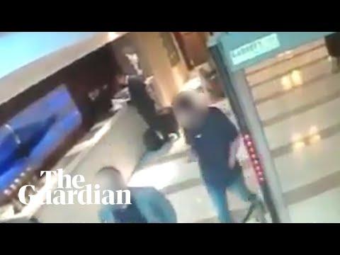 Jamal Khashoggi: CCTV shows alleged Saudi hit squad's movements