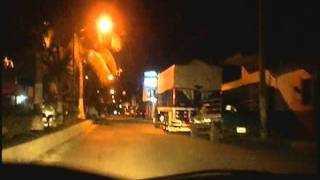 Driving on Zacualpan, Nayarit Febrero 04 2012