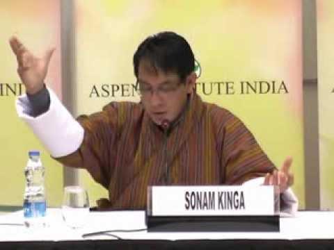 """Session on """"Democratizing Shangrila"""""""