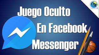 Juego oculto en Facebook Messenger para android (Nuevo Truco Basketball)