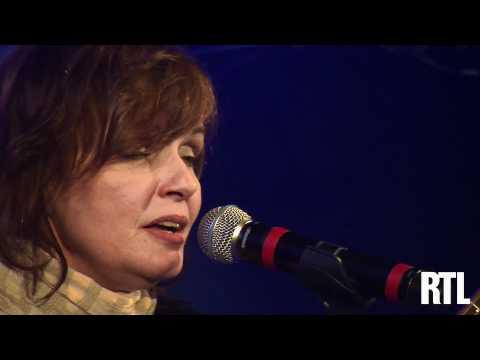 Diane Tell - Si j'étais un homme en live dans le Grand Studio RTL présenté par Eric Jean-Jean. - RTL
