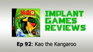 Kao the Kangaroo Review (Sega Dreamcast)