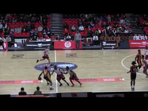 Hackney Community College vs Prestons College - ABL Final 2015