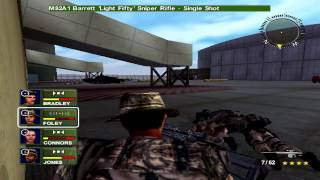 Conflict:Desert Storm II-Back To Baghdad |Mission 9-Air Cover| (2/2)