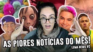 Baixar VAZOU VÍDEO DE FELIPE NETO, EVERSON ZOIO, MEMES DO NEYMAR E MAIS NOTÍCIAS - Luma News 2