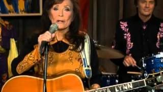 Loretta Lynn- Blue Kentucky Girl (The Marty Stuart Show)