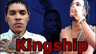 Vybz Kartel Diss Back Masicka Calling Him Burger King