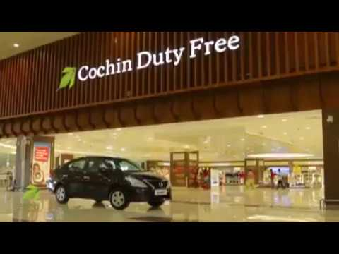 Cochin Duty Free at New T3