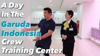 A Day in the Garuda Indonesia Crew Training Centre
