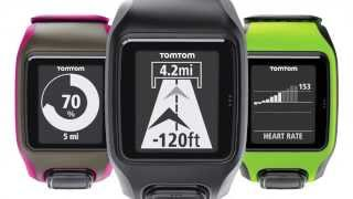 Review: Tomtom multi sport watch
