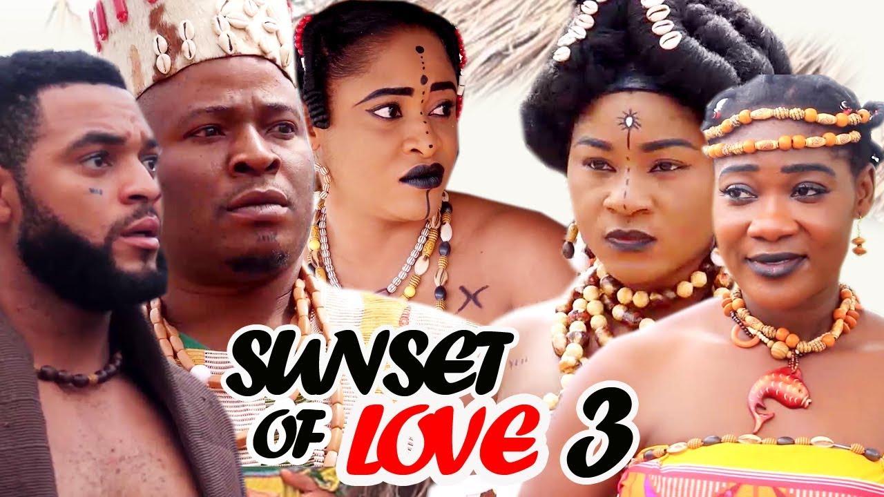 Download SUNSET OF LOVE SEASON 3 - (Mercy Johnson New Movie) Nigerian Movies 2019 Latest Full Movies