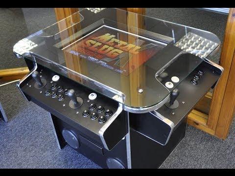 Marvelous Synergy Cocktail Arcade Machine