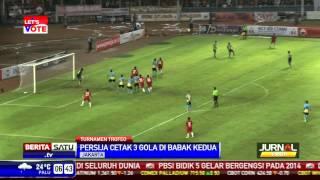 Persija Taklukan Klub Thailand Army United 4-1