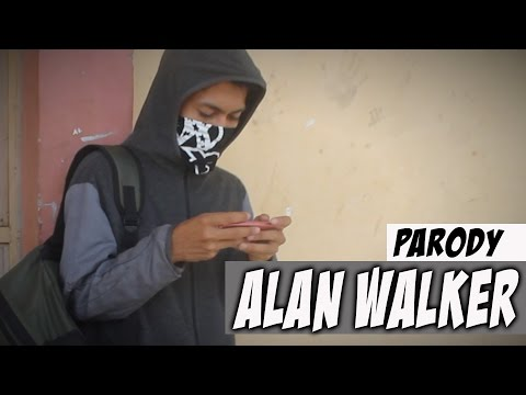 PARODY ALAN WALKER - Alone #RCHAN