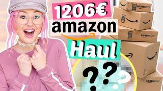 1206€ Amazon Haul 📦 GÖNNUNG! | ViktoriaSarina