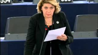 Intervento in aula di Caterina Chinnici sulla procura europea