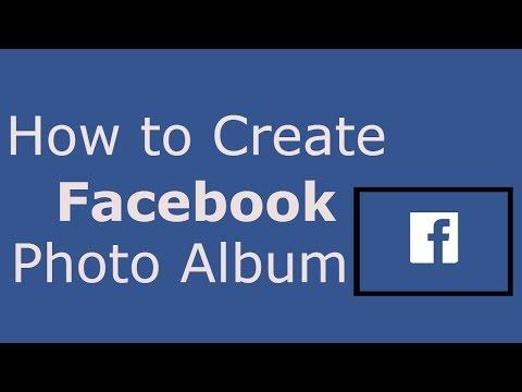 How to Create Facebook Photo Album   How to Create Photo Album On Facebook