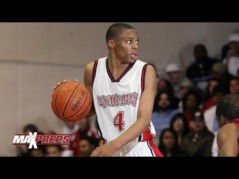 Russell Westbrook - High School Highlights