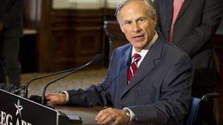 Texas Governor Orders Charities To Stop Helping Syrian Refugees