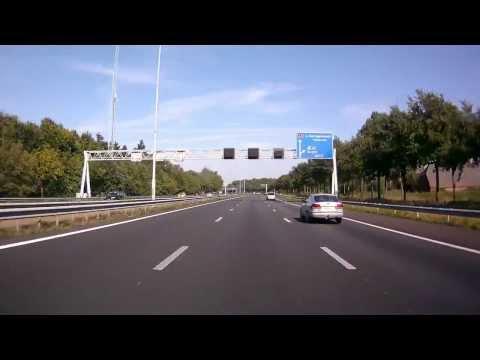 A2 Eindhoven - Den Bosch: 2x3