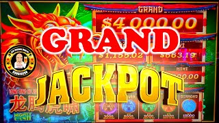 Cover images 😲OMG It Happened Again😲 💰MASSIVE GRAND JACKPOT💰 🐉Mighty Cash-Long Teng Hu Xiao🐉