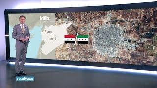 Ziekenhuizen doelwit bij laatste strijd om Idlib