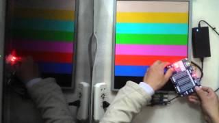 LCD/LED Panel Testing Tool