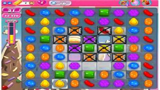 Candy Crush Saga - How To Do Level 50 (with commentary)