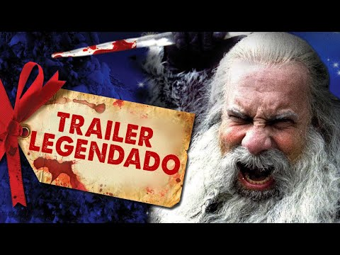 Uma Noite de Fúria (Santa's Slay) - Trailer Legendado HQ