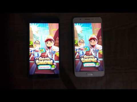 Lumia 950 Xl Vs Samsung J7 (2016) / Windows 10 Mobile Vs Android Marshmallow
