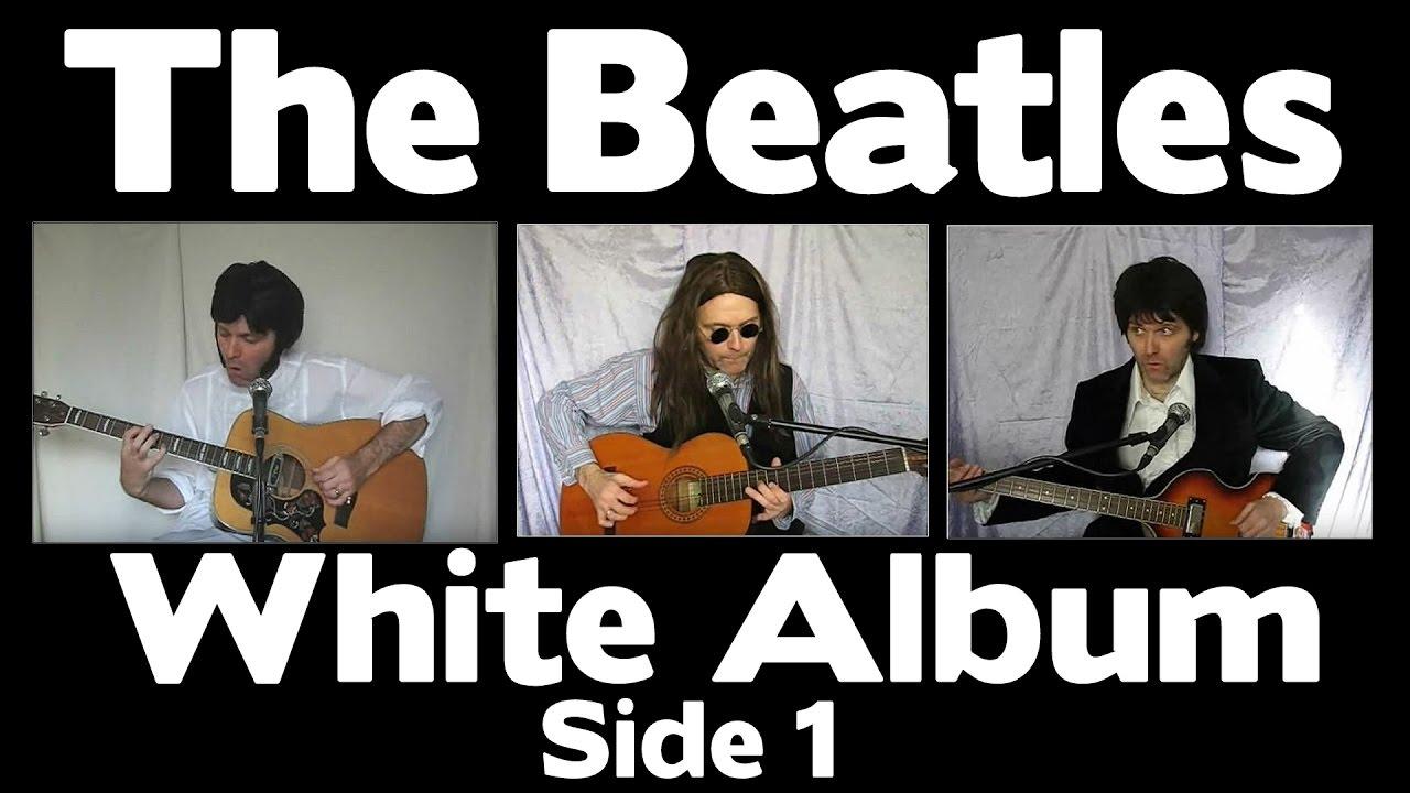 The Beatles White Album Side 1 Youtube