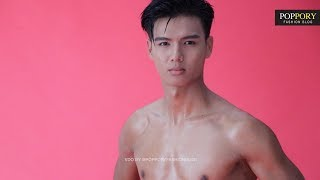 REGGY | INDONESIA |  ALTITUDE MEN INTERNATIONAL 2019  | VDO BY POPPORY