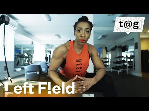 Female Bodybuilder 'Motion' Jackson Takes On Domestic Violence | NBC Left Field