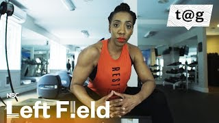 Bodybuilder Laticia 'Action' Jackson Takes On Domestic Violence | NBC Left Field