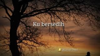 Aku Rindu Padamu - cover Dewi Sekartaji (lirik)