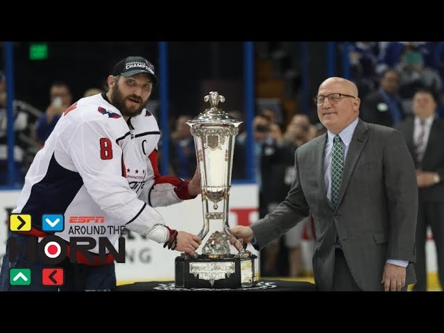 Do Alex Ovechkin, Washington Capitals *have* to win in Stanley Cup Final? | Around the Horn | ESPN