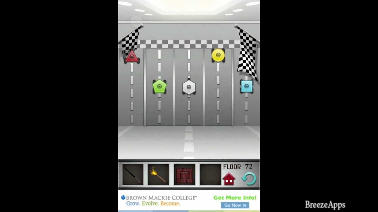 100 Floors Level 72 Walkthrough Android 100 Floors Level
