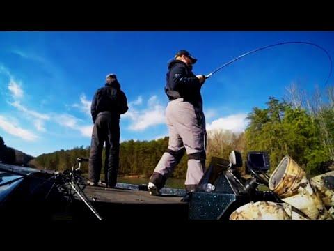Fish Head Spin~ Belews Creek North Carolina January 7th, 2016