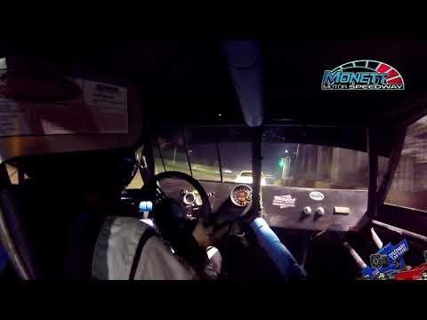 #17 Landyn Mcglothlin - Pure Stock - 9-1-19 Monett Motor Speedway  - In Car Camera