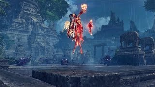 Blade and Soul - KFM - Animation Cancel Practice